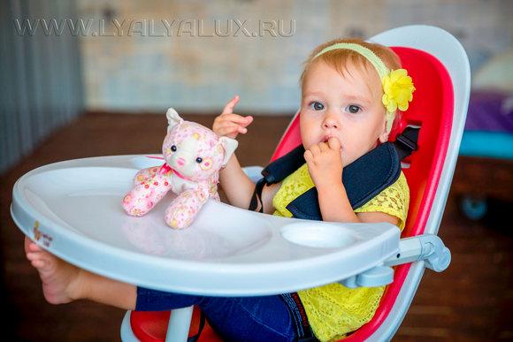 детский стульчик для кормления LYALYAUX