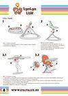 детский стульчик для кормления LYALYAUX инструкция страница 8